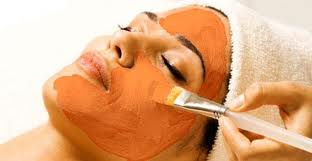 Pumpkin Facial Peel Treatment